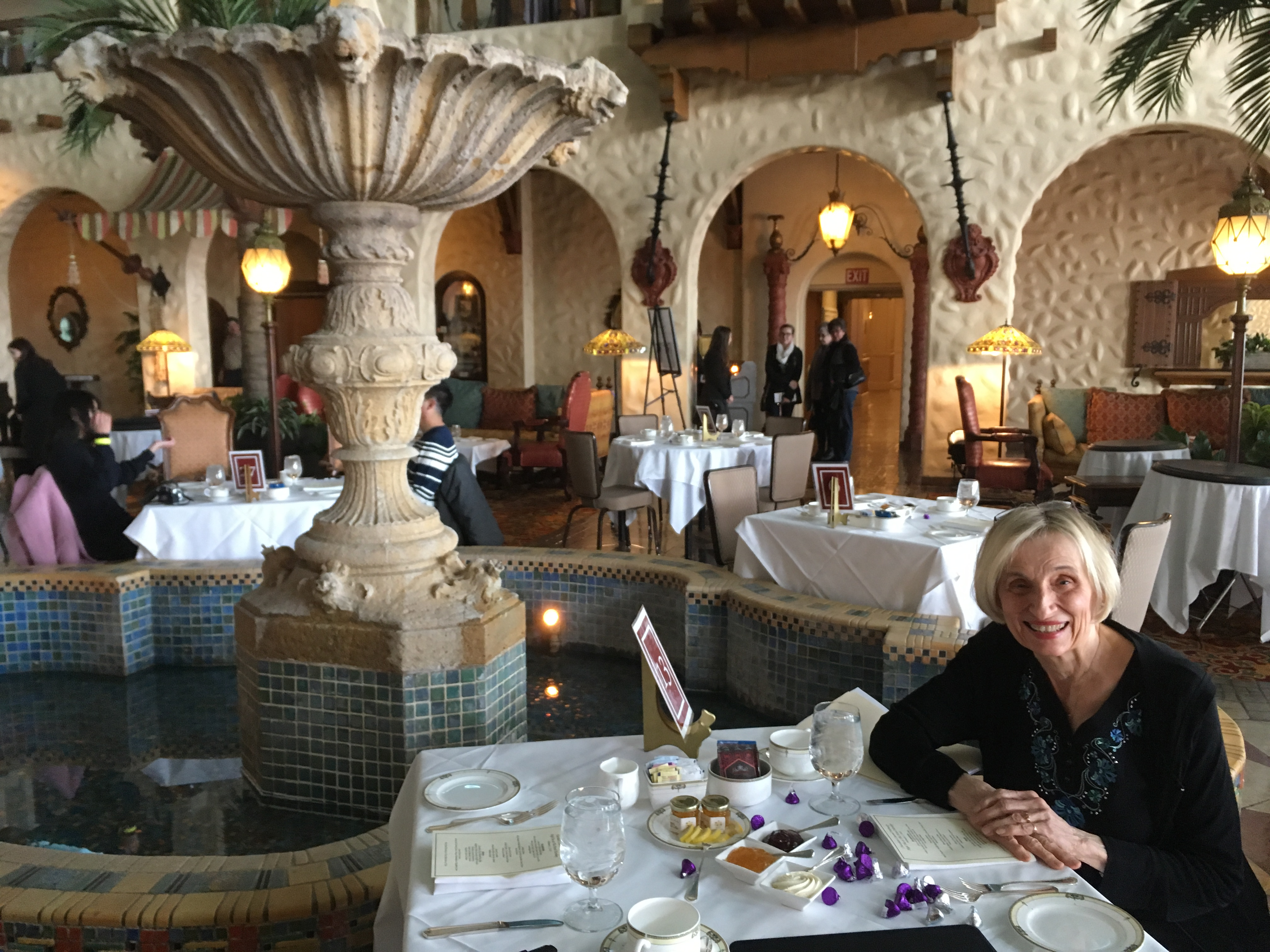 Chocolate High Tea - Hershey Hotel - Food for Your Body, Mind, and ...
